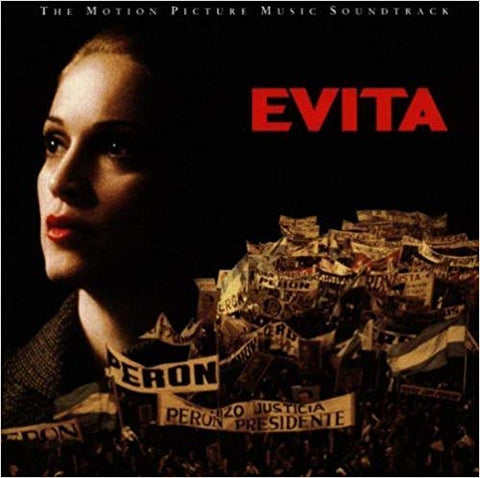 Madonna - EVITA (Complete Soundtrack) 2 CD set New