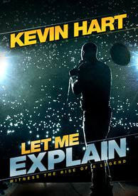 Kevin Hart Let Me Explain