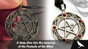 A deep dive into the meaning of the Pentacle of the Witch
