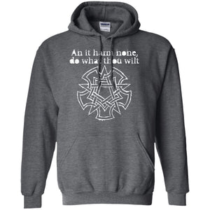 An It Harm None Hoodie - The Moonlight Shop