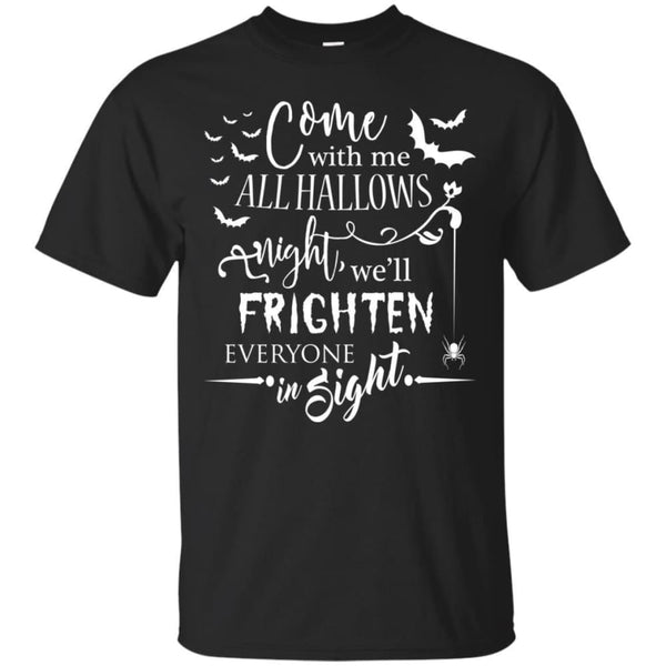 Come With Me Halloween Shirt - The Moonlight Shop