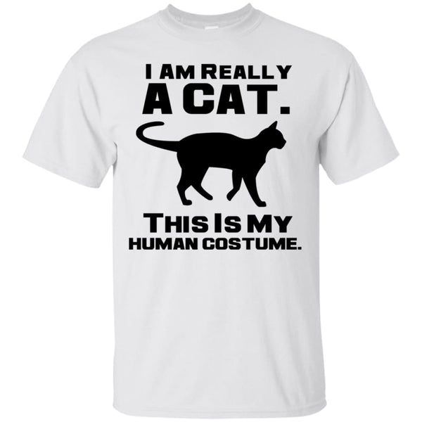 I Am Really A Cat Shirt - The Moonlight Shop