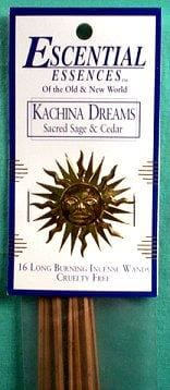 Kachina Dreams Escential Essences Incense Sticks - The Moonlight Shop