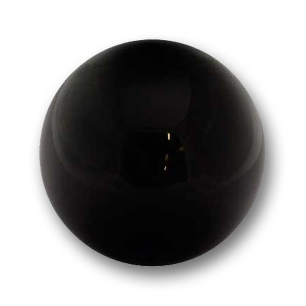 Obsidian Crystal Ball - The Moonlight Shop