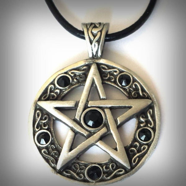 Pentacle Of The Black Onyx - The Moonlight Shop