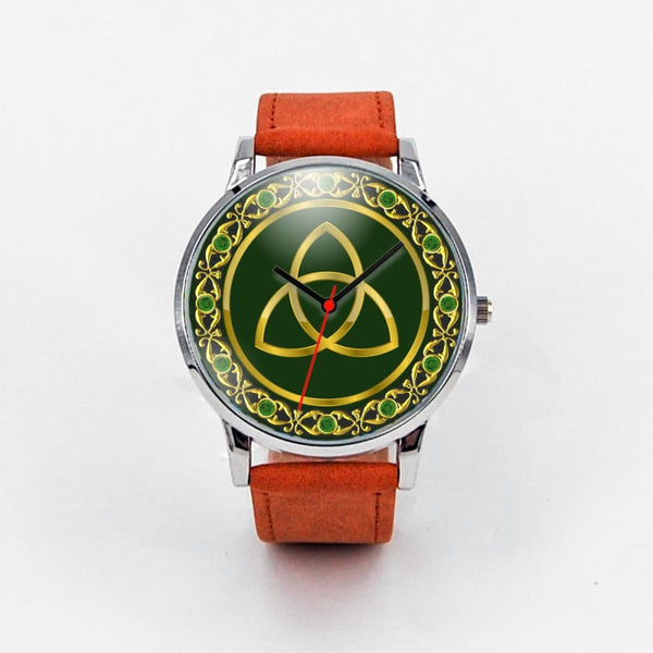 Triquetra Luxury Watch - The Moonlight Shop