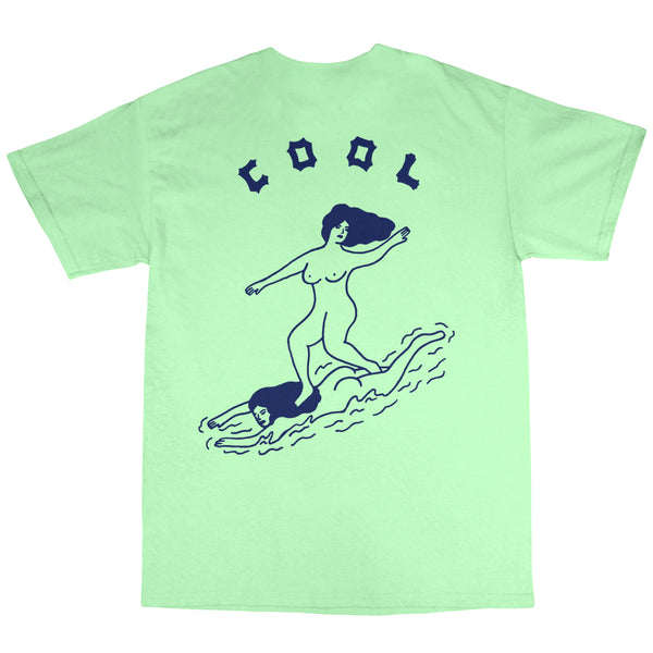 Cool Girls - Lime T-Shirt