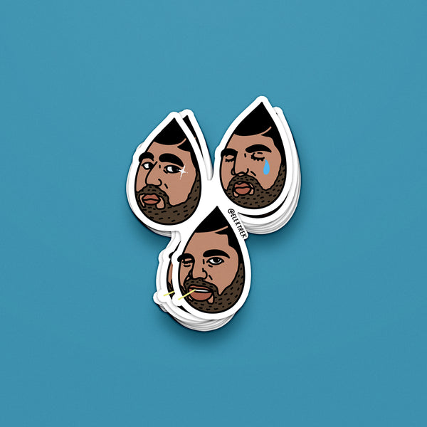 Drizzy Sticker