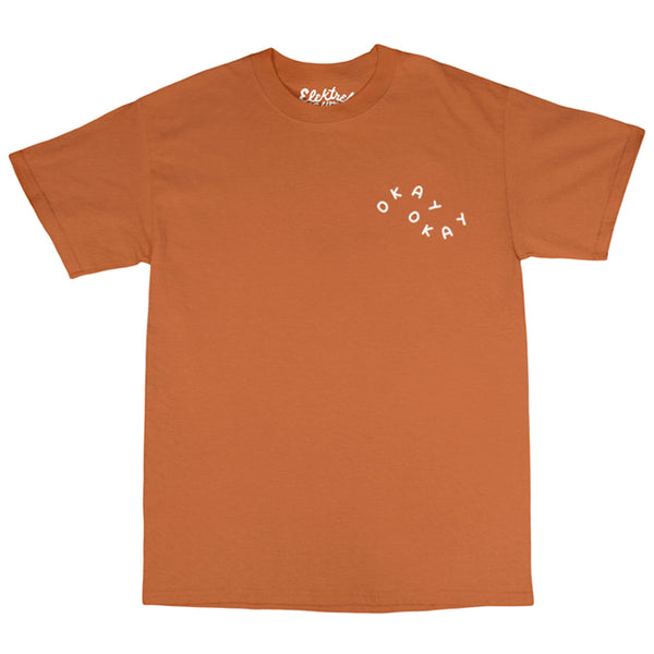 Okay Okay - Texas Orange T-Shirt