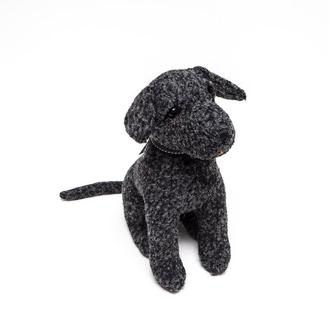 Bella the Black Labrador Doorstop from Dora Designs
