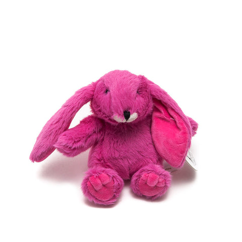 Jomanda Bright Pink Soft Mini Bunny