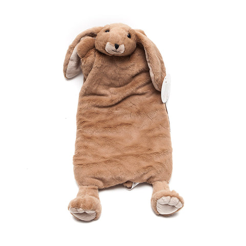 Jomanda Brown Bunny PJ Case/Hot Water Bottle Cover