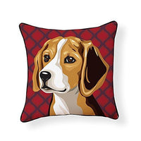 Beagle Pooch Decor Decorative Pillow