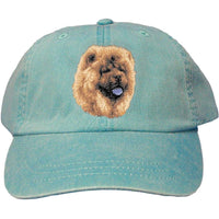 Chow Chow Embroidered Baseball Caps