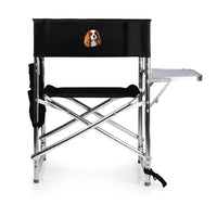 Cavalier King Charles Spaniel Embroidered Sports Chair