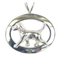 Beagle Oval Jewelry (Conformation & Tracking)
