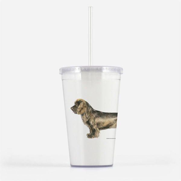 Sussex Spaniel Beverage Tumbler