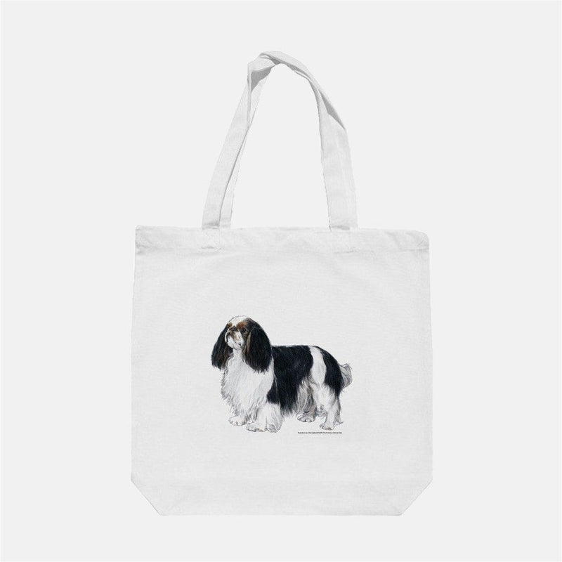 English Toy Spaniel Tote Bag