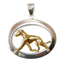 Whippet Sterling & 14k Gold Jewelry