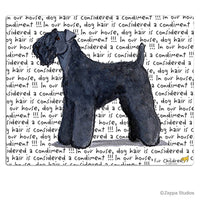 Kerry Blue Terrier Cutting Board