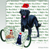 Flat Coated Retriever Holiday Mug