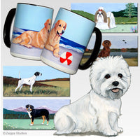 West Highland White Terrier Scenic Mug