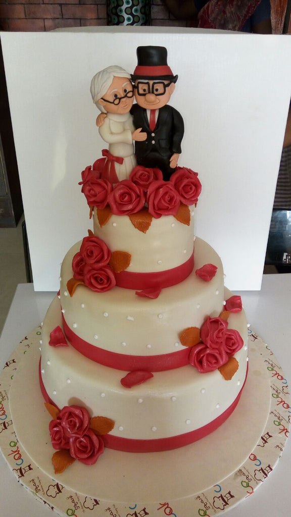 Up couple cake 9kgwc110