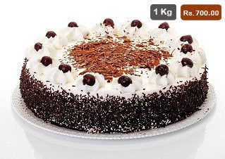 FC022- Special Black Forest Flavor Cake