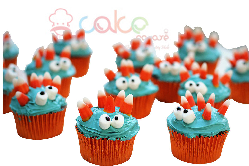 CP067-Monster Cupcakes