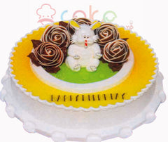 SD015 - Yellow Mellow Cake