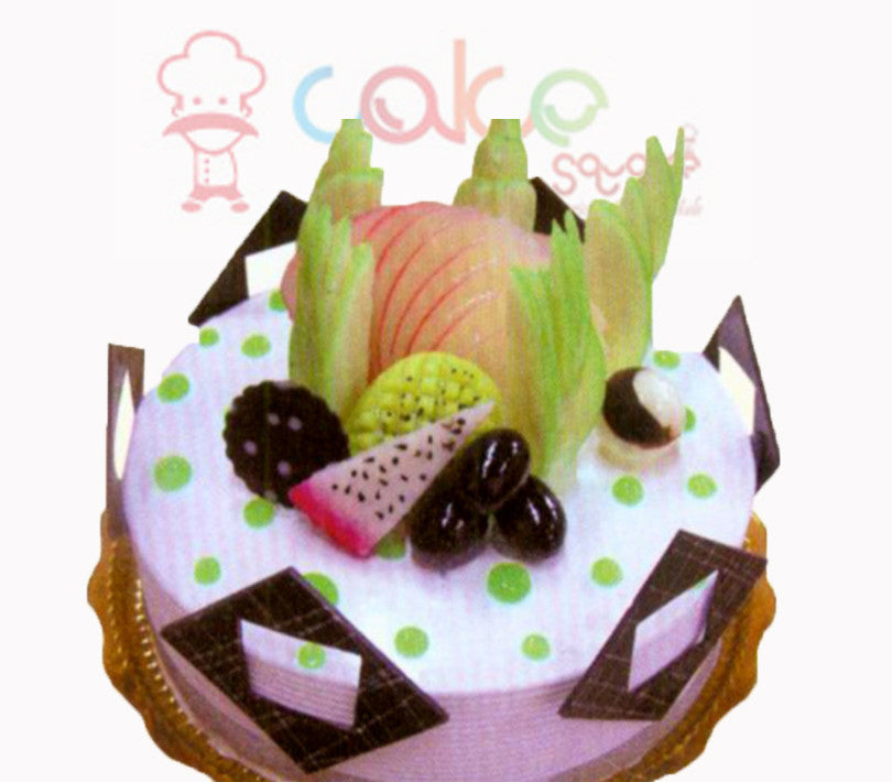 SD076 - Fruit Fun Cake