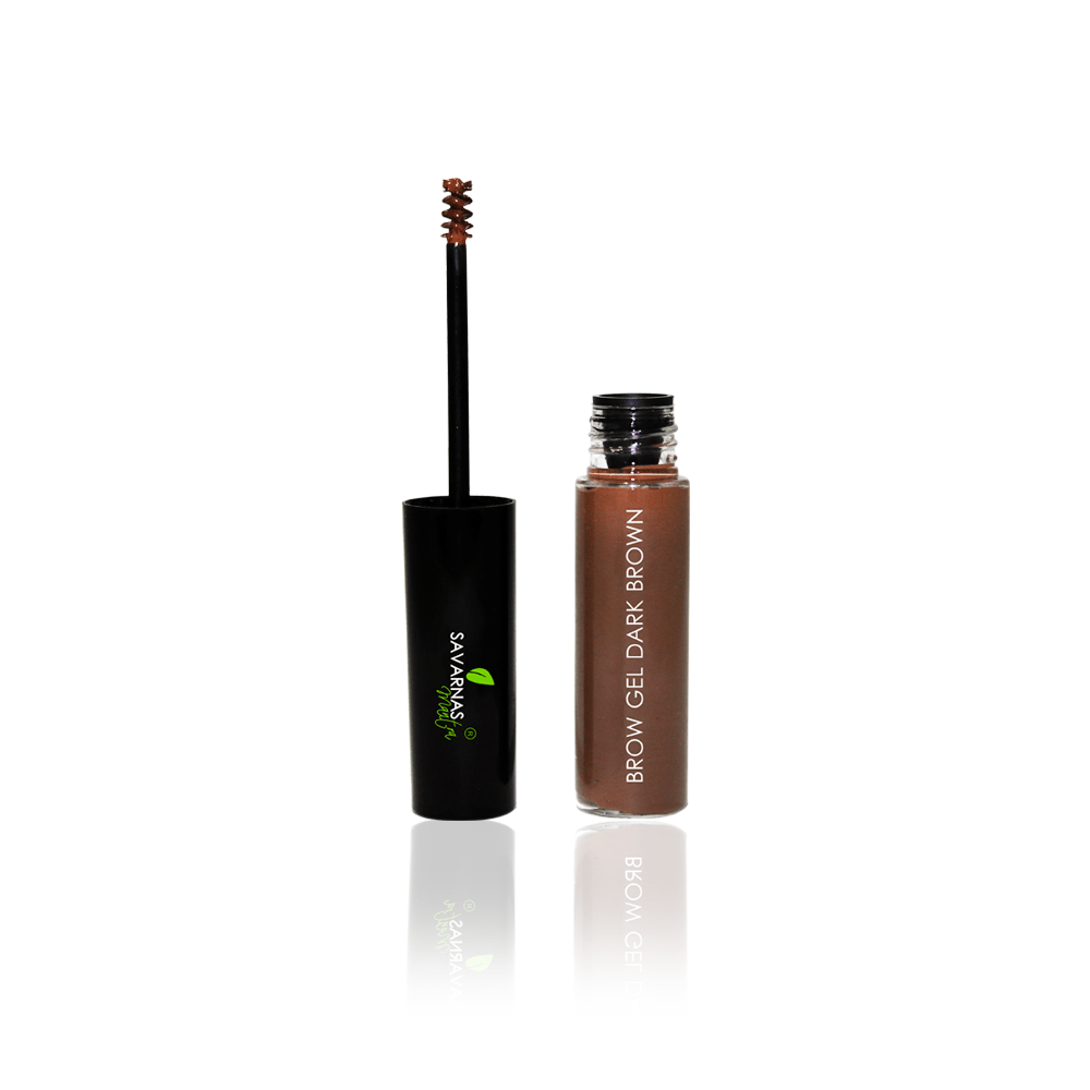 Natural Brow Gel Dark Brown