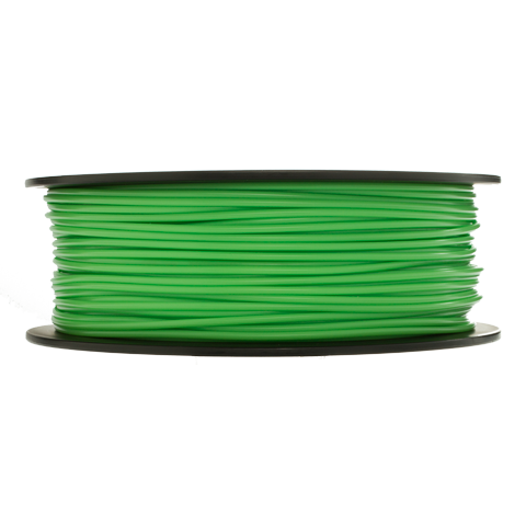 Prototype Supply 3.00mm PLA Yellow-Green 3D Printing Filament, 1kg (2.2 pounds)