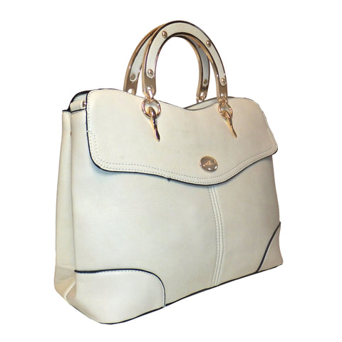 """CIARAN"" STRUCTURED TOTE Handbag by lithyc - lithyc.com"