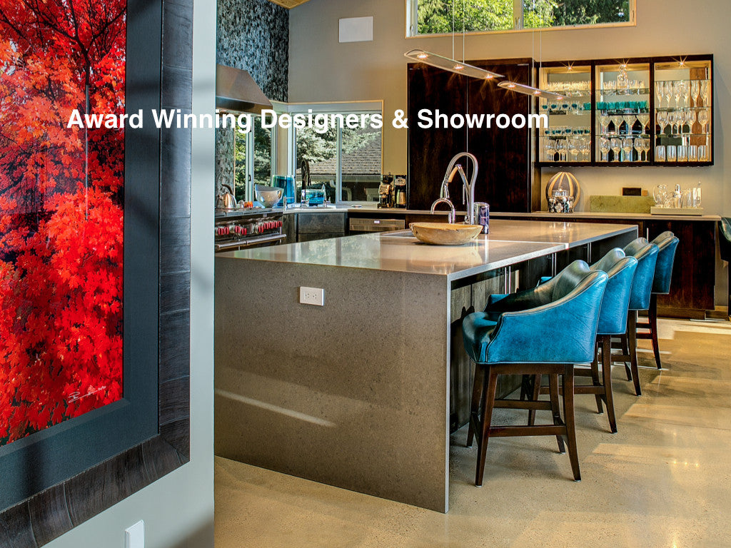 Award Winning Designers & Showroom