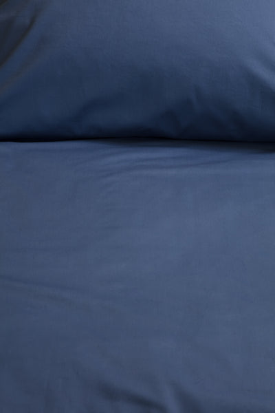 """Mariner"" organic cotton sateen duvet covers & sets"