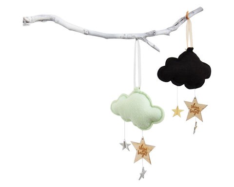 Starry Cloud Keepsake - Baby Jives Co