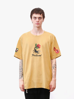 Scorpion King Graphic Printed Tee