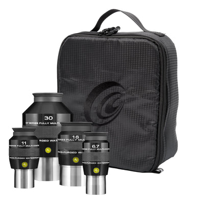 Explore Scientific 82° Waterproof Eyepiece Kit