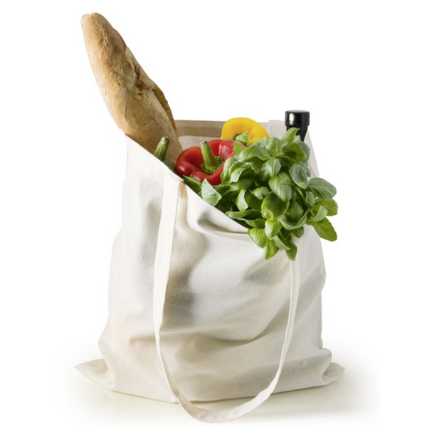 Long Handle, Cotton Tote Bags, Promotional Totes - GeorgiaBags