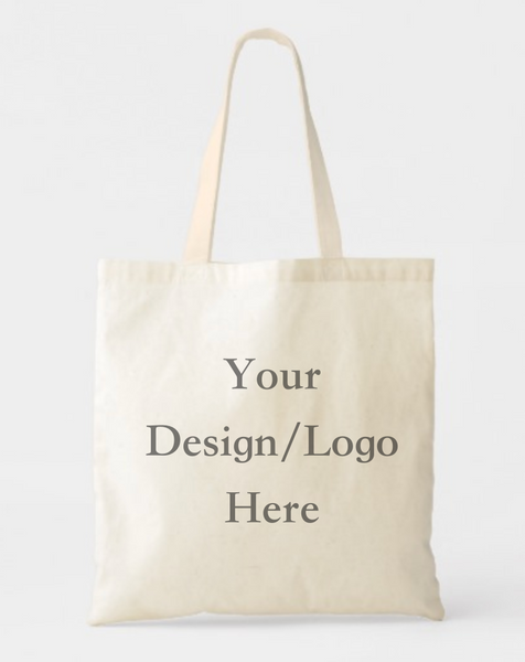 Custom Design Cotton Tote Bags - GeorgiaBags