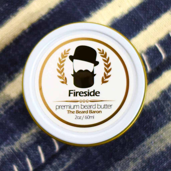 Fireside premium beard butter
