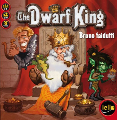 The Dwarf King - Second Hand