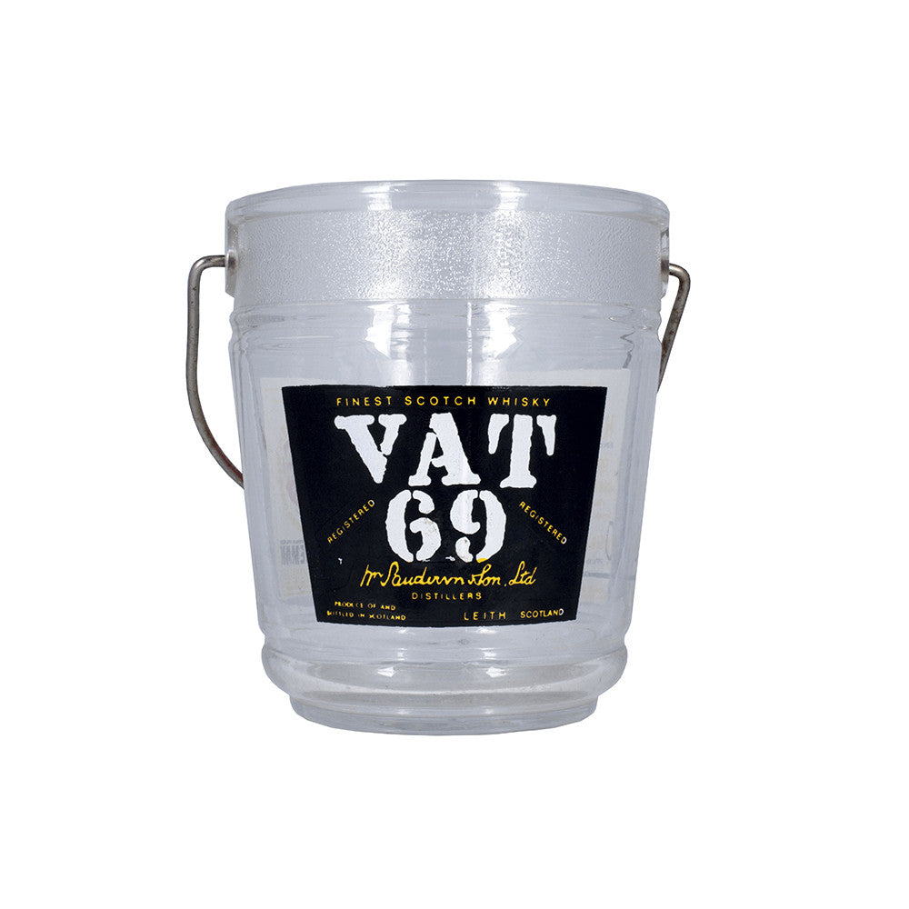 Vintage Vat 69 Ice Bucket