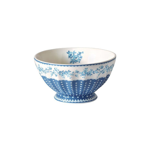 Audrey Indigo French Bowl