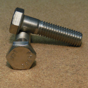 3/8''-16 Hex Bolt Stainless Steel
