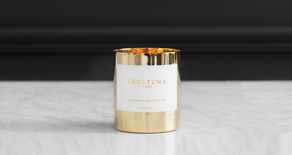 Dry Vetiver Candle