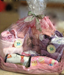 A one-of-a-kind gift basket