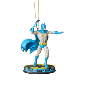 DC Comics by Jim Shore Batman Silver Age Christmas Ornament New with Box