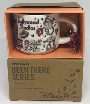 Disney Parks Starbucks Been There Hollywood Studios Coffee Mug Ornament New